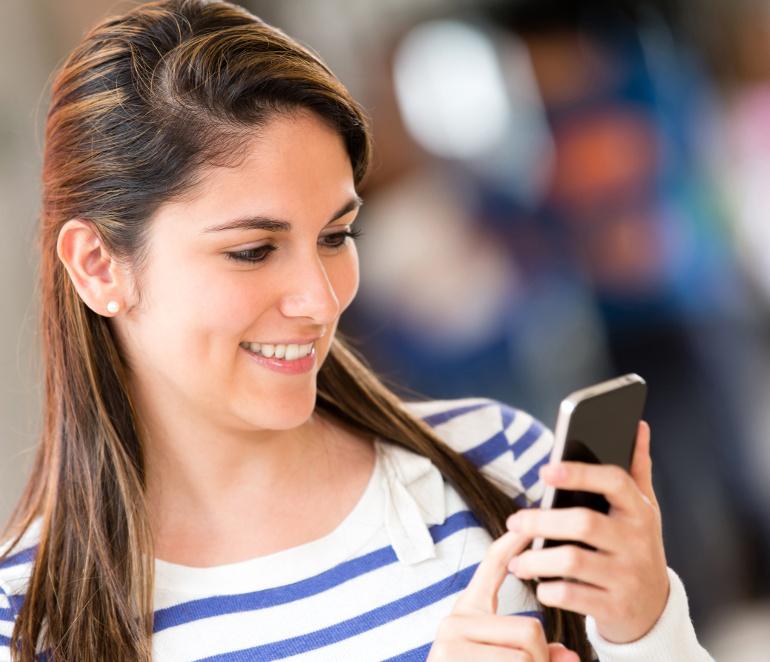 Mladi obožavaju sms-ove